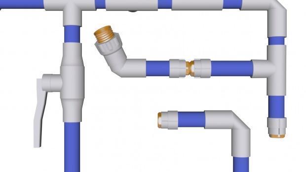 Impianto idraulico - Impianto acqua casa ...