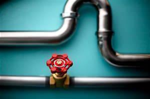 Tubazioni dell'impianto idraulico