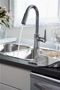 Fornitura d'acqua dall'impianto idraulico