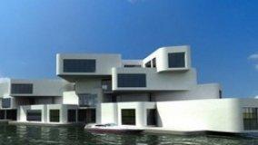 Appartamenti sull'acqua