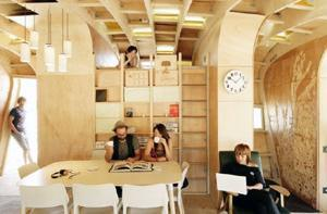 FabLab House: interno