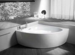 Vasche angolari - Misure vasche da bagno angolari ...