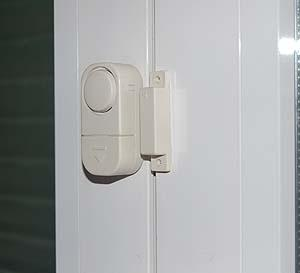 Come difendersi dai furti in  appartamento: un cicalino magnetico
