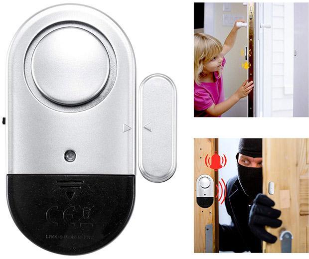 Allarme porta senza fili