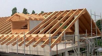 Tetti in legno e risparmio energetico for Il costo di costruire la propria casa