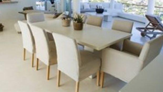 Tavolo Quadrato Per 12 Persone.Tavoli Da Pranzo