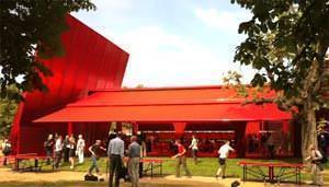 Serpentine Gallery Pavillion 2010