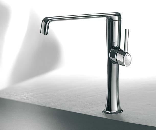 Delizia, rubinetteria lavabo di Fratelli Frattini.