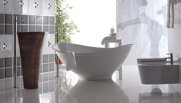 Scegliere la rubinetteria for Servizi da bagno moderni