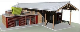 Torino_ Casa Oz: progetto
