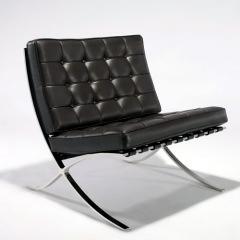 ClassicDesign.it: poltrona Barcelona di Mies van der Rohe