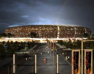 Soccer City Stadium ( image source: www.populous.com)