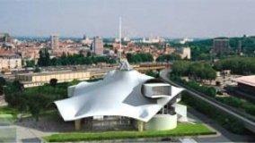 Centro Pompidou a Metz
