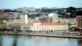 Una casa a Luanda