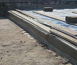 Come realizzare riprese strutturali resistenti: la nuova soletta realizzata