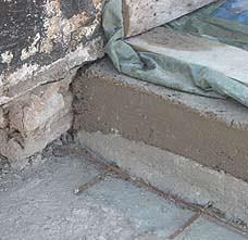 Come realizzare riprese strutturali resistenti :la coesione tra il vecchio calcestruzzo ed il nuovo