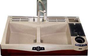 Un lavello innovativo: un elettrolavello della Elleci