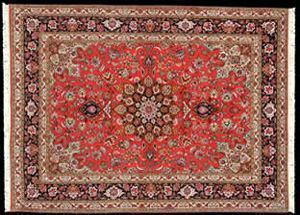 Tappeti pregiati persiani sanotint light tabella colori - Valore tappeto persiano ...