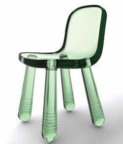 Sparkling Chair, novità Magis Salone 2010