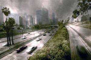 Strada inquinante