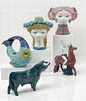 Ceramiche e porcellane nel design moderno : le ceramiche di Liadrò