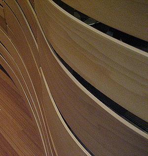 Rivestire con legno e tessuto - Rivestire parete in legno ...