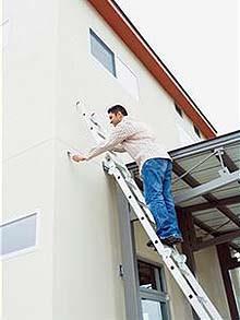 La protezione delle facciate esterne :una facciata soggetta a manutenzione esterna