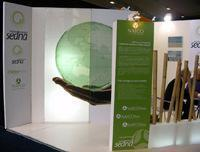 Stand Sedna a Energy Med 2009