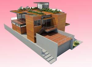 Living Homes: modello RK1