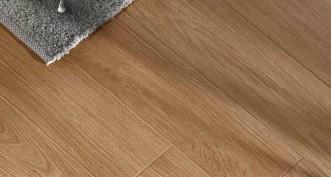 Pavimento: esempio grès porcellanato, linea Neowood di Keope