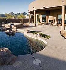 Rivestimento per piscine.