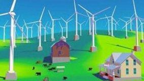 Energia domestica dal vento