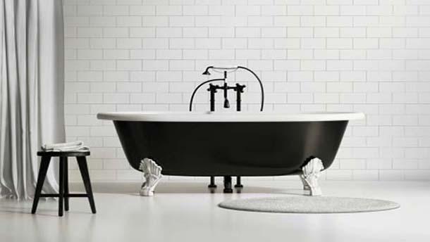 Rivestimenti Vasche Da Bagno Prezzi: Vasca da bagno idromassaggio blue grandf...