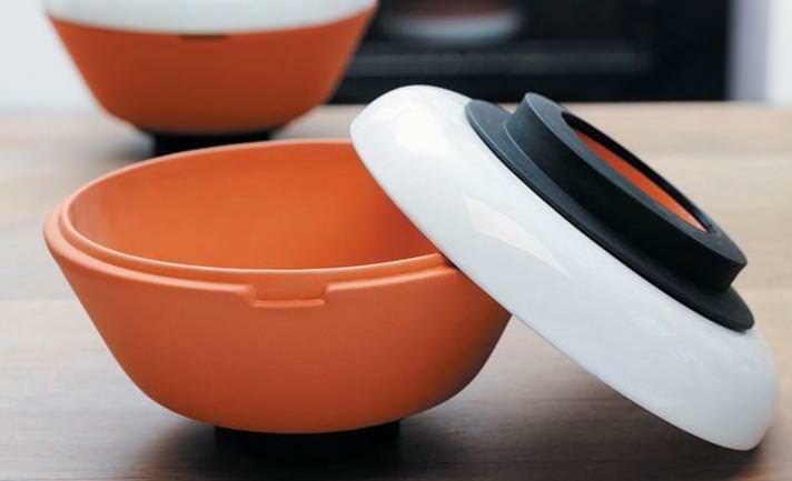 Esempio: portavivande premiato per miglior design oggetti uso domestico