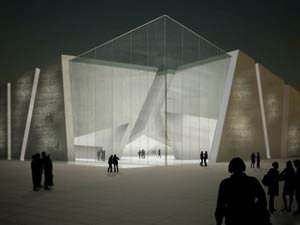 Cemento trasparenet: Italcementi per il Padiglione Italiano all'Expo di Shangai