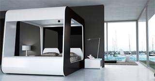 Il letto tecnologico: Hi-Can designer Edoardo Carlino