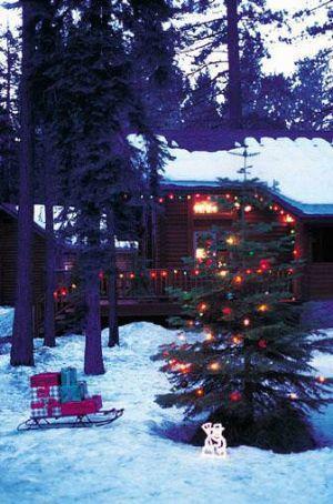 Albero di Natale: esempio