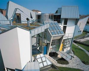 Il RHEINZINK®: Wohnkomplex a Monza