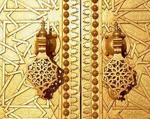 La casa in stile arabo