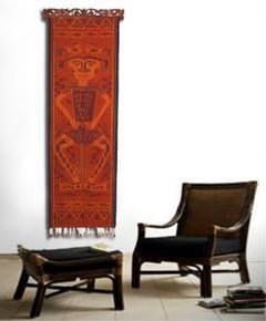 La casa in stile arabo: Ikat di