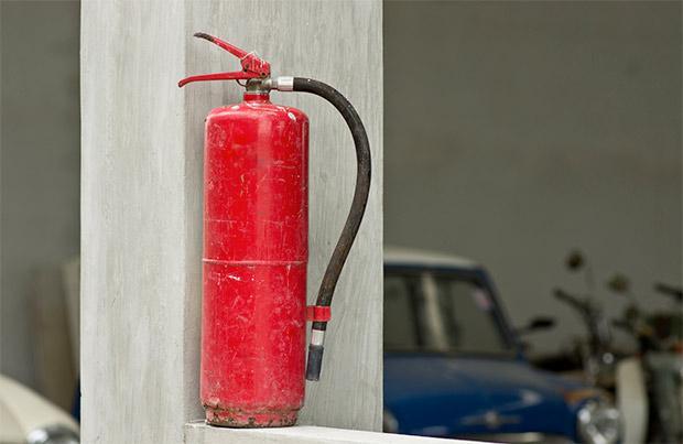 Prevenzione incendi nelle autorimesse