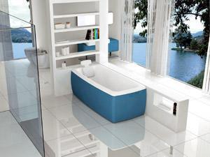 Colore in bagno - Come lucidare una vasca da bagno opaca ...
