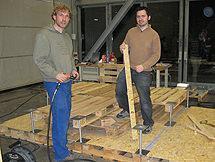 Gregor Pils e Andreas Claus Schnetzer