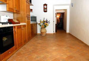 Enrico Palmucci: pavimento in cotto