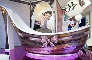 Mosaico artistico: collezione Audrey di Sicis