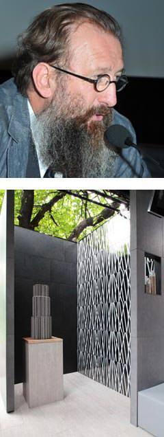 Triennale di Milano, Fuorisalone 2009, installazione temporanea di Michele De Lucchi: Dalla terra alla Terra