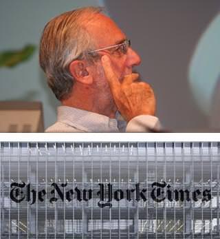 Renzo Piano nella  sua Lectio Magistralis: Fare Architettura. Foto arch.Monica Pezzella