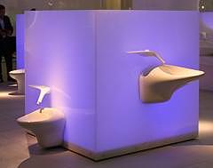 Cersaie 2009: Freedom di Vitra, designer Ross Lovegrove