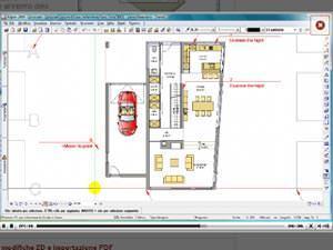 software Allplan: screenshot
