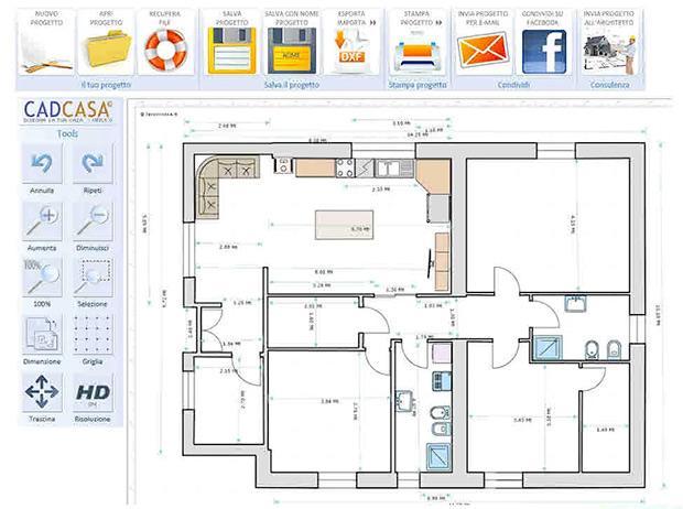 Cadcasa software freeware